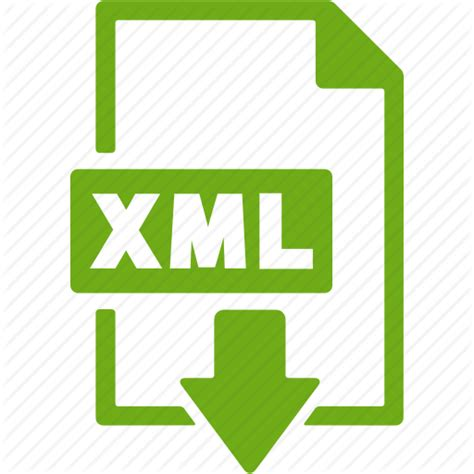 file file extension file format file type xml icon file formats 1 by milinda courey
