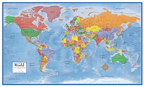 Map Transparan Map L mapa mundi swiftmaps world premier wall map poster mural r 310 83 em mercado livre