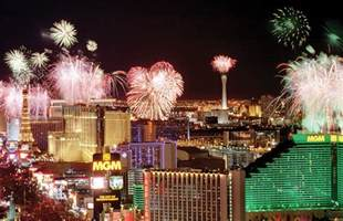 new years casino celebrating new year s along the las vegas