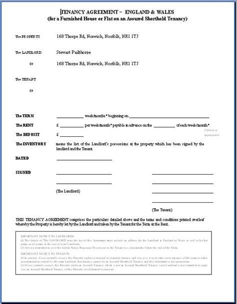 printable lease agreement rental property printable sle rental agreement doc form real estate