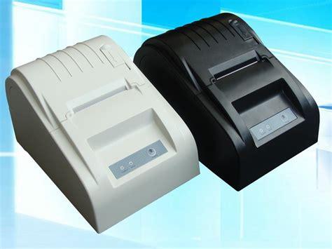 Printer Pos Thermal Receipt 57 5mm pos 5890t 58mm usb port thermal receipt printer mini