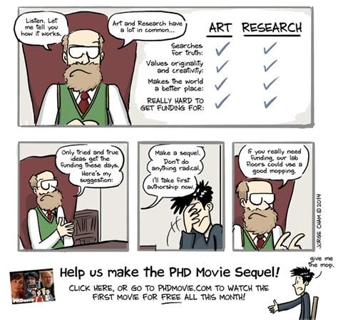 phd comics advisor email phd comics art vs research