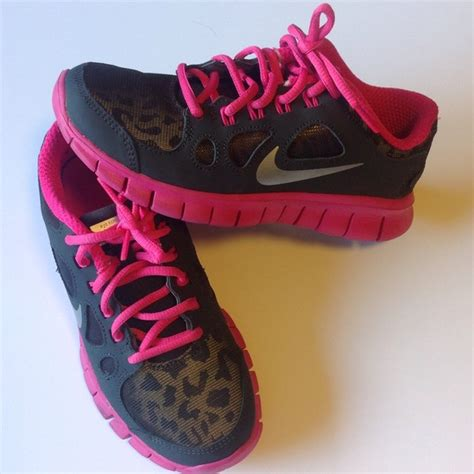 50 nike shoes leya s sale pink black leopard