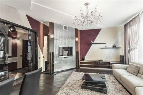 Wohnzimmer Gestalten Mit Farbe by 30 Wohnzimmerw 228 Nde Ideen Streichen Und Modern Gestalten