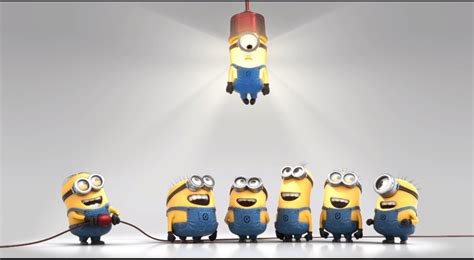 desktop themes minions minions wallpapers wallpaper cave