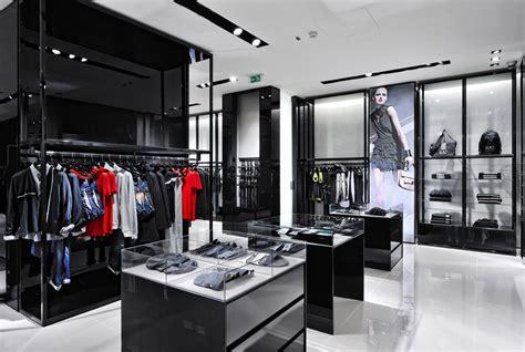 First Emporio Armani Store in Serbia