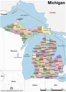 Michigan Usa Map by United States Of America Country Profile Free Maps Of