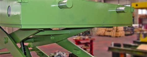 pedane di sollevamento piattaforme elevatrici a pantografo e pedane per