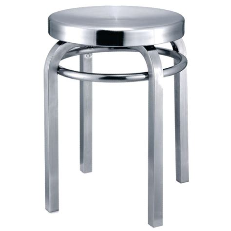 Navy Stool by Finemod Imports Modern Navy Stool Chair Minimal Modern