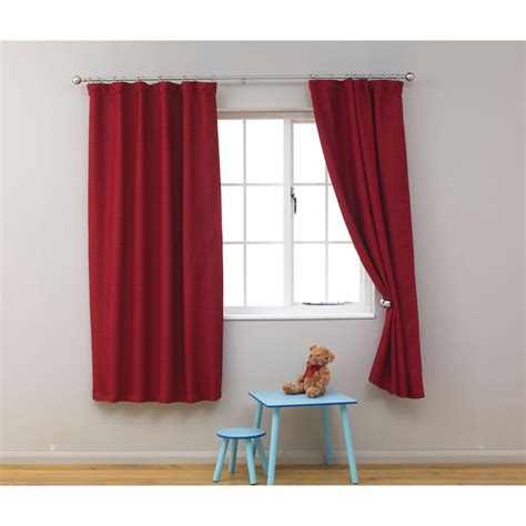 kids blackout curtains    red  wilkocom boys