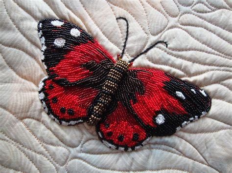 the beading butterfly robbie s paw prints beaded butterfly 1 and more to do