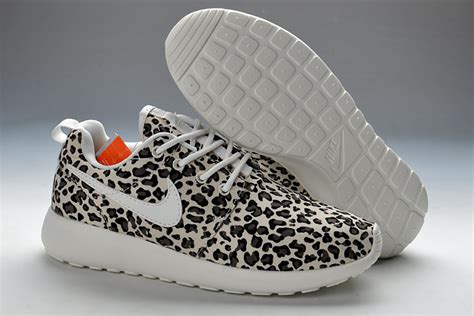 nike roshe run pattern leopard running shoes 65 00