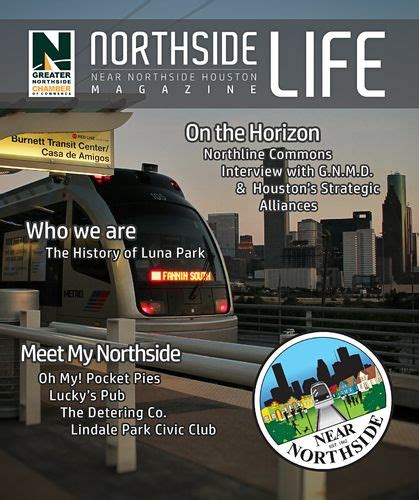 Whos News Lifestyle Magazine 15 by Northside Magazine Launch Issue What S Up In