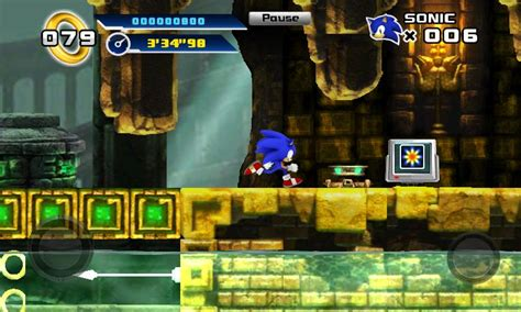 sonic 4 apk sonic 4 episode i android apps on play