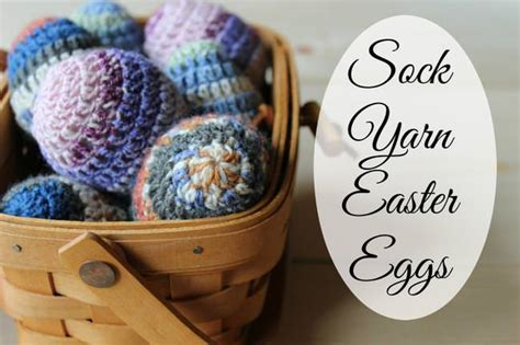 egg pattern socks sock yarn easter eggs tip junkie