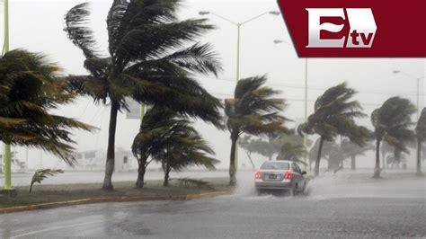predicciones para temporada de huracanes de 2016 en usa pronostican 9 ciclones tropicales y 3 huracanes en costas