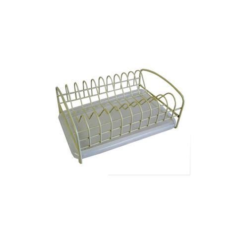 Dish Rack With Drainer Tray by Mini Dish Drainer With Drip Tray Caravan Stuff 4 U