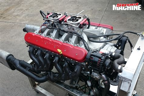 cool looking ls they built a cool v12 using two ls1 engines