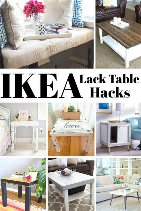 20 awesome diy ikea hacks 2017 20 diy ikea lack table hacks home decor design