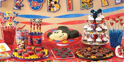mickey mouse cake supplies mickey mouse cupcake cookie ideas party city