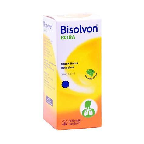 Obat Batuk Bisolvon jual bisolvon obat batuk 60 ml harga