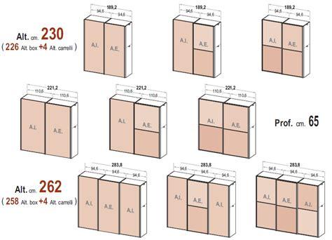 misure standard armadi bello armadio misure standard ante scorrevoli larghezza armadi