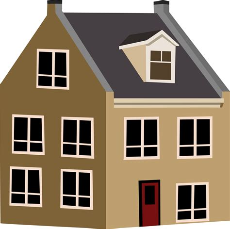 village house clipartist net 187 clip art 187 village house svg