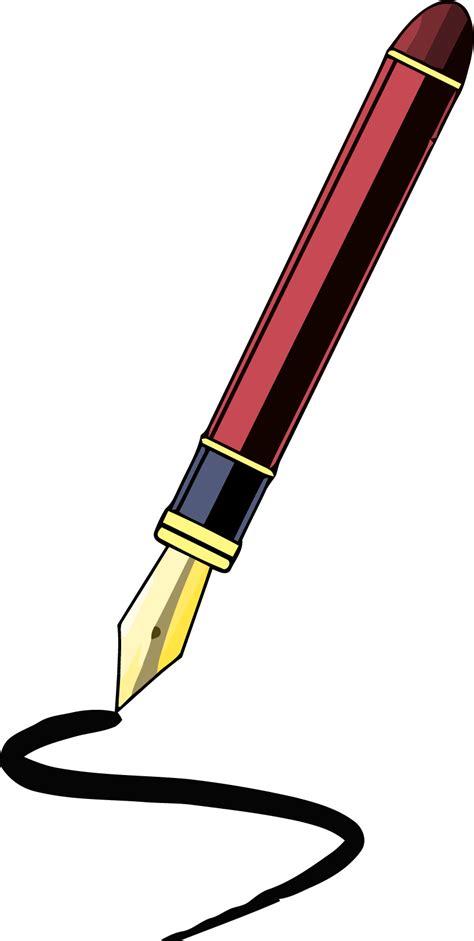 pen clipart fancy pen clipart png clipartly