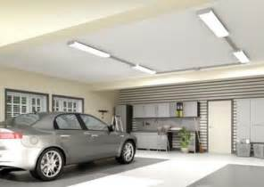 beleuchtung garage choosing the right type of garage lighting elliott spour