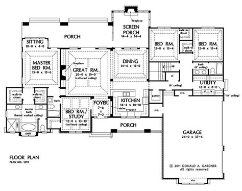 131 best don gardner home plans images on pinterest house floor plans home plans and future house