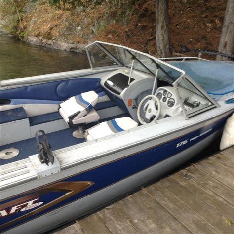 fishing boat ottawa bow rider fishing boat 17 6 central ottawa inside