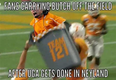 Tennessee Football Memes - the tennessee memes are hilarious after the 41 0 loss to