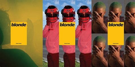 frank oceans blonde album   exclusively