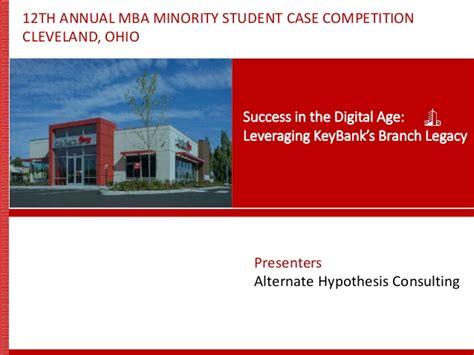 Keybank Minority Mba Competition Cleveland Oh by Keybank Study