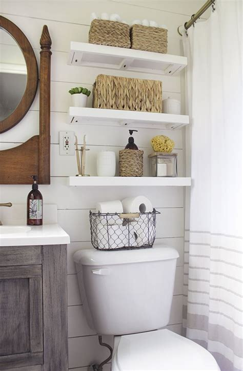 How To Decorate Bathroom Shelves Best 25 Decorating Bathroom Shelves Ideas On Small Bathroom Shelves Bathroom