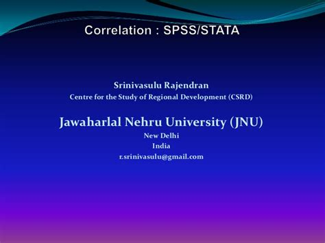 spss tutorial in tamil topic 15 correlation spss