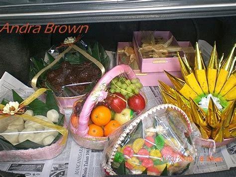 Satu Paket Baby Pink www kueandrabrown paket hantaran lamaran eksklusif