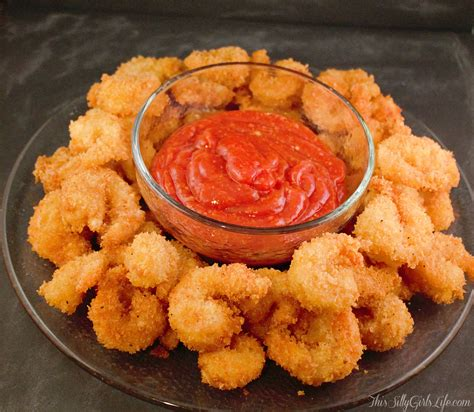 panko fried shrimp with classic cocktail sauce this silly girl s kitchen
