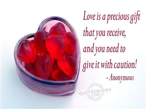 A Precious Gift is a precious gift