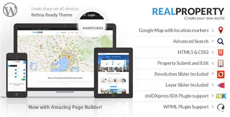Mailster V2 2 9 Email Newsletter Plugin For real property v1 8 1 responsive real estate wp theme themes24x7 free premium and