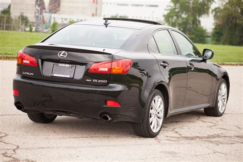 lexus used lexus is250 sedan for sale awd carfax certified used