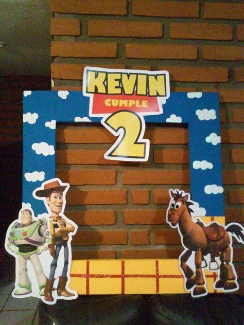 marco toy story toy story birthday party
