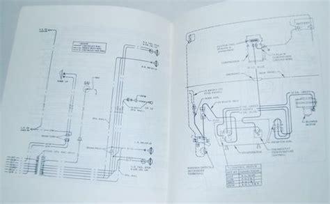 chevelle el camino electrical wiring diagram manual