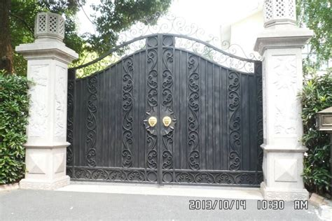 iron gate design online buy wholesale wrought iron gate from china wrought