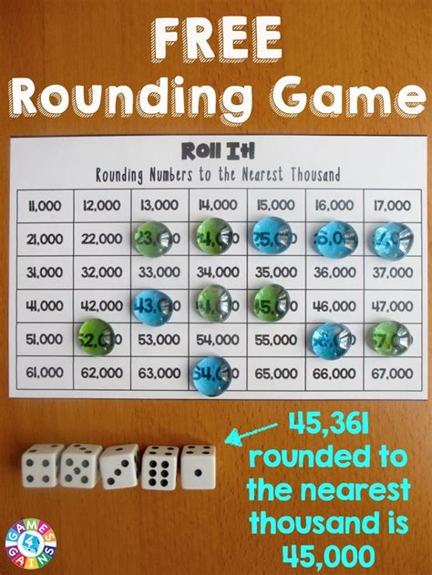 printable games for rounding numbers rounding games for 4th grade printable rounding coloring