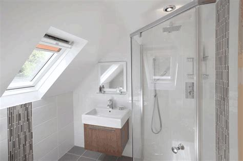 Shower Head Light Up by Loft Conversions And House Extensions In Stockport