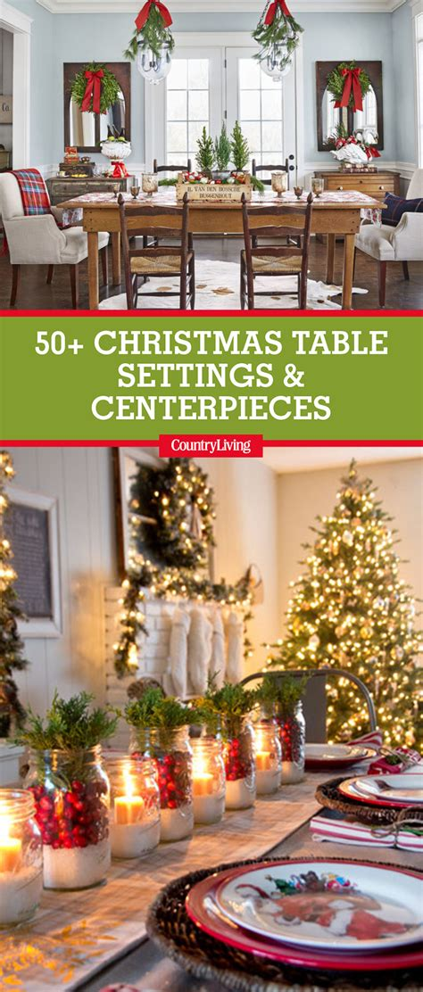 44 xmas center pieces 49 best table settings decorations and centerpiece ideas for your table