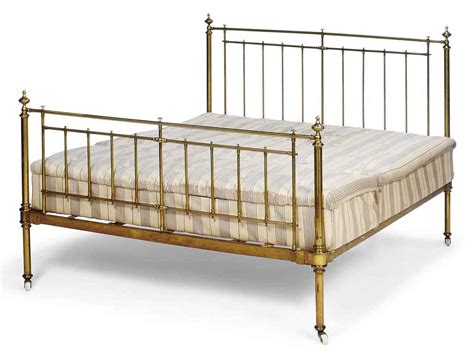 the brass bed a victorian brass bed by r w winfield co second