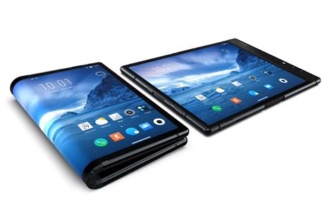 samsung galaxy    foldable phone tipped details