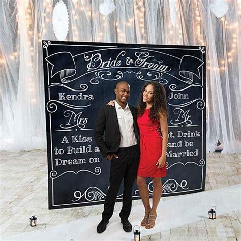 Wedding Background Chalkboard by Wedding Chalkboard Photo Background Shindigz